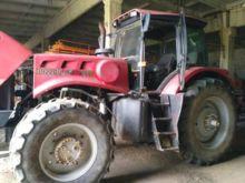 2008 MTZ 3022 wheel tractor