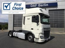 2014 DAF XF 460 FT SSC tractor