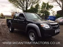 2007 MAZDA BT-50 pick-up