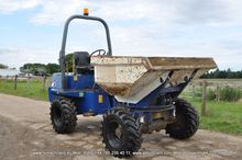 2006 TEREX PS3000 mini dumper