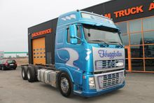 2007 VOLVO FH16-660 chassis tru