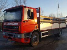 Used 1996 DAF FA 75.