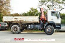 2003 MAN L90 18.280 4x4 LKW Kip