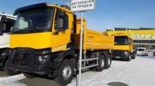 2016 RENAULT K440 dump truck