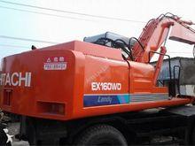 2006 HITACHI EX160 tracked exca