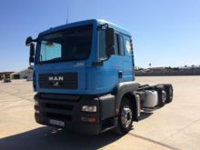 2008 MAN 26.480 chassis truck