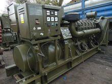 Used Generators 20 k