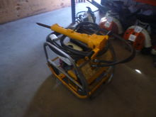 Plate compactor by auction