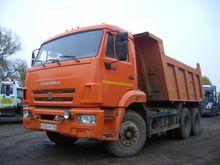 Used 2014 KAMAZ 6511