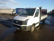 2012 VOLKSWAGEN CRAFTER CR35 2.