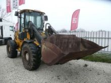 Used 2005 JCB wheel