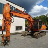 Used 2008 DOOSAN DX2