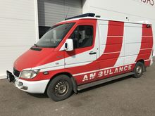 MERCEDES-BENZ Sprinter 316 ambu