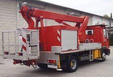 1999 MAN Wumag WT 160 – truck m