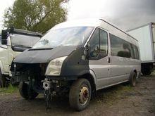 2012 FORD Transit passenger van