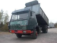 1990 STEYR 19 S 32 dump truck