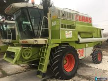 Used 1997 Claas MEGA
