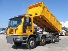 2006 ASTRA HD8 84.45 dump truck