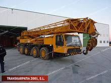 1991 KRUPP KMK 4060 mobile cran