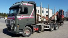 2006 VOLVO FH 520 6x4 timber tr