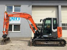 2010 HITACHI ZX85 USBLC-3 mini