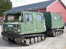 1980 HÄGGLUNDS BV206 Tracked ve