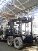1997 URAL 43202 timber truck