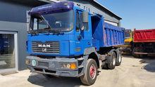 1997 MAN 27.463 dump truck