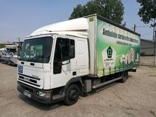 2003 IVECO 75E15MLL tilt truck