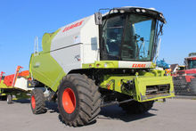 2014 CLAAS Combine harvester TU