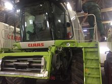 2006 CLAAS Lexion 600 combine-h