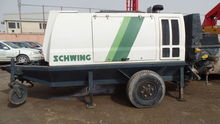 2010 SCHWING SP2800 stationary