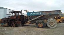 VOLVO A35E articulated dump tru