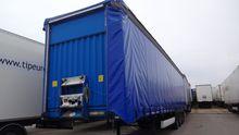 2006 KRONE tilt semi-trailer 45