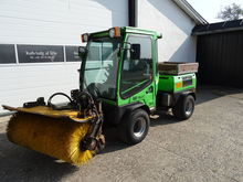 2002 LM TRAC 385 road sweeper