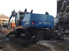 FUCHS MHL 350 wheel loader