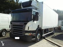 2005 SCANIA P refrigerated truc