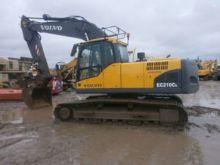 2010 VOLVO EC 210CL, excavator