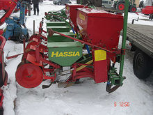 HASSIA mechanical seed drill