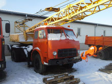 Used 1990 MAZ 10, cr