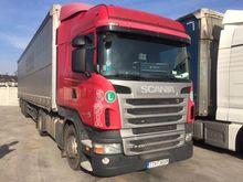 2010 SCANIA R420 euro 5 retarde
