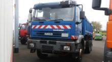 2000 IVECO Euro Trakker dump tr
