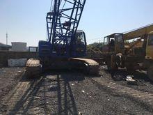 2014 XCMG QUY70 crawler crane