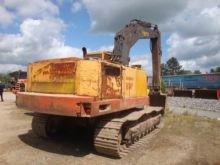 1984 AKERMAN H14B tracked excav