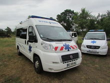 2009 FIAT DUCATTO ambulance
