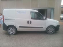 FIAT DOBLO' closed box van
