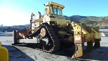 1987 CATERPILLAR D10N bulldozer