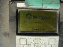 2002 Wirtgen W2100 cold milling