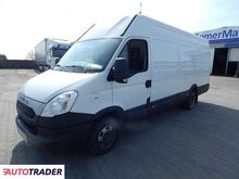 2012 IVECO Daily 2012r closed b