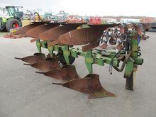 D 110 reversible plough